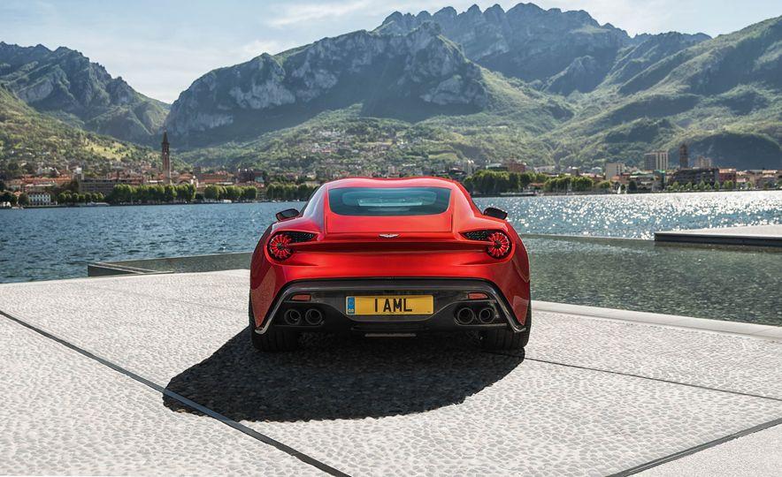 Aston Martin Vanquish Zagato - Slide 9