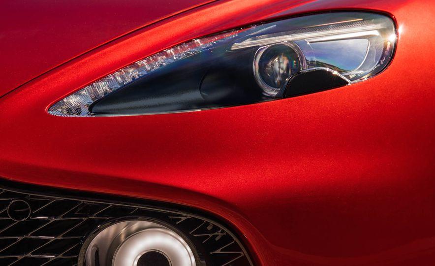 Aston Martin Vanquish Zagato - Slide 10