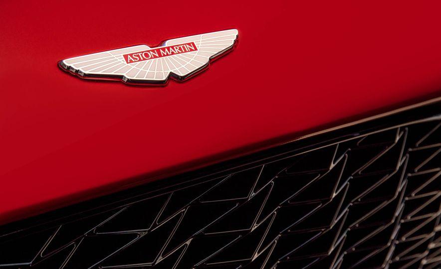 Aston Martin Vanquish Zagato - Slide 11