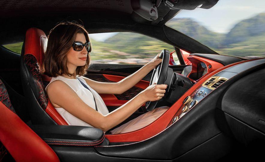 Aston Martin Vanquish Zagato - Slide 16