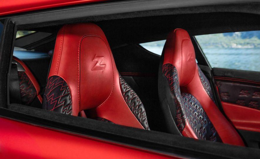 Aston Martin Vanquish Zagato - Slide 17