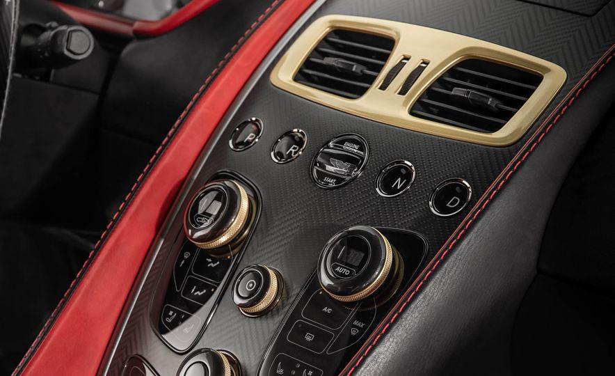 Aston Martin Vanquish Zagato - Slide 18