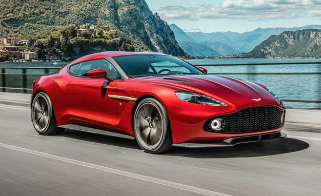 Aston Martin To Build Vanquish Zagato But You Cant Have One News - Aston martin usa