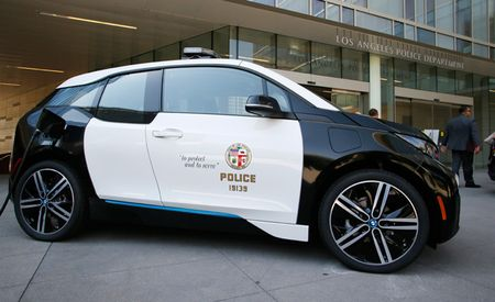 To (Silently) Protect and to (Electrically) Serve: 100 BMW i3 EVs Join LAPD