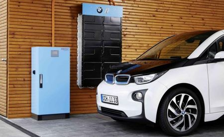 BMW i3 Batteries to Be Recycled for Home Use
