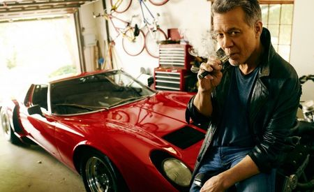 Runnin' with the Devil: Eddie Van Halen Shreds Tires, Too