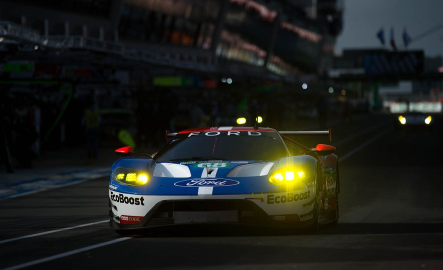 U-S-A! U-S-A! Ford Steamrolls GTE Class at 2016 24 Hours of Le Mans! - Slide 1