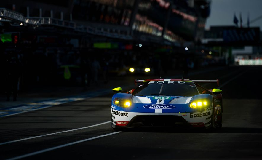 U-S-A! U-S-A! Ford Steamrolls GTE Class at 2016 24 Hours of Le Mans! - Slide 2