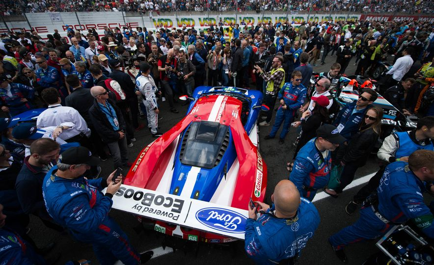U-S-A! U-S-A! Ford Steamrolls GTE Class at 2016 24 Hours of Le Mans! - Slide 4