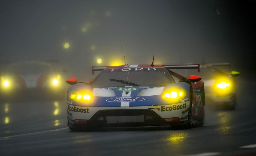 U-S-A! U-S-A! Ford Steamrolls GTE Class at 2016 24 Hours of Le Mans! - Slide 5