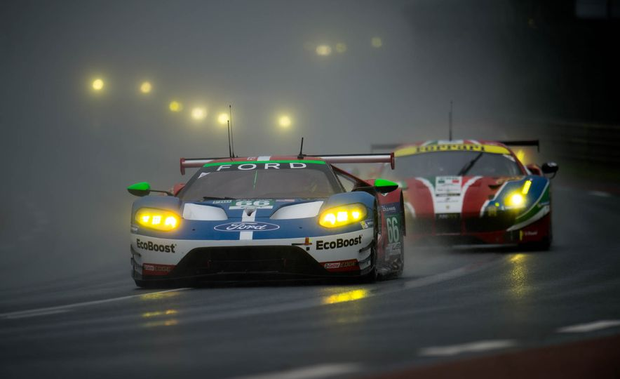 U-S-A! U-S-A! Ford Steamrolls GTE Class at 2016 24 Hours of Le Mans! - Slide 6