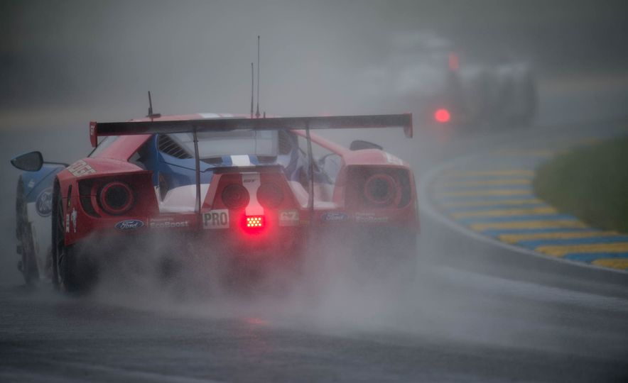 U-S-A! U-S-A! Ford Steamrolls GTE Class at 2016 24 Hours of Le Mans! - Slide 7