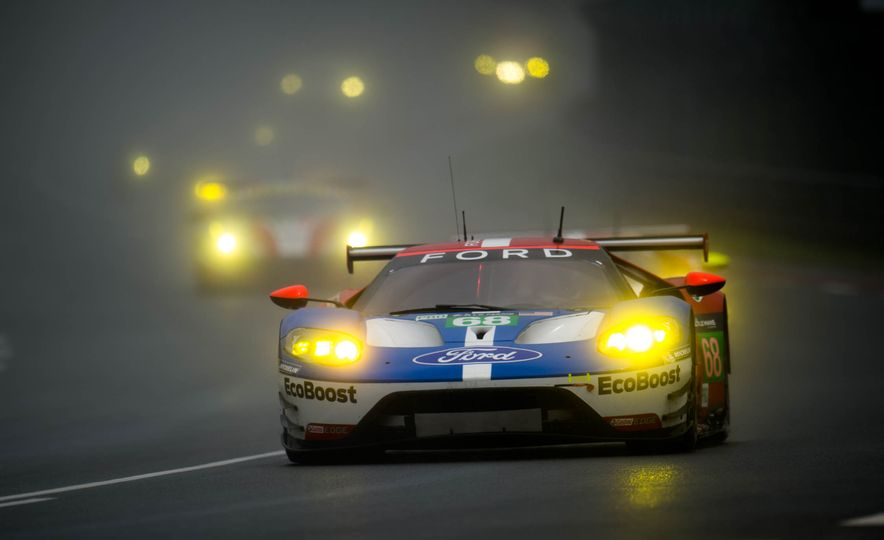 U-S-A! U-S-A! Ford Steamrolls GTE Class at 2016 24 Hours of Le Mans! - Slide 8