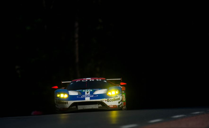 U-S-A! U-S-A! Ford Steamrolls GTE Class at 2016 24 Hours of Le Mans! - Slide 9
