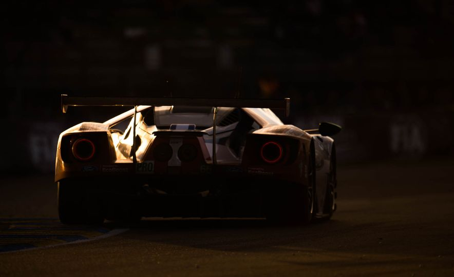 U-S-A! U-S-A! Ford Steamrolls GTE Class at 2016 24 Hours of Le Mans! - Slide 11