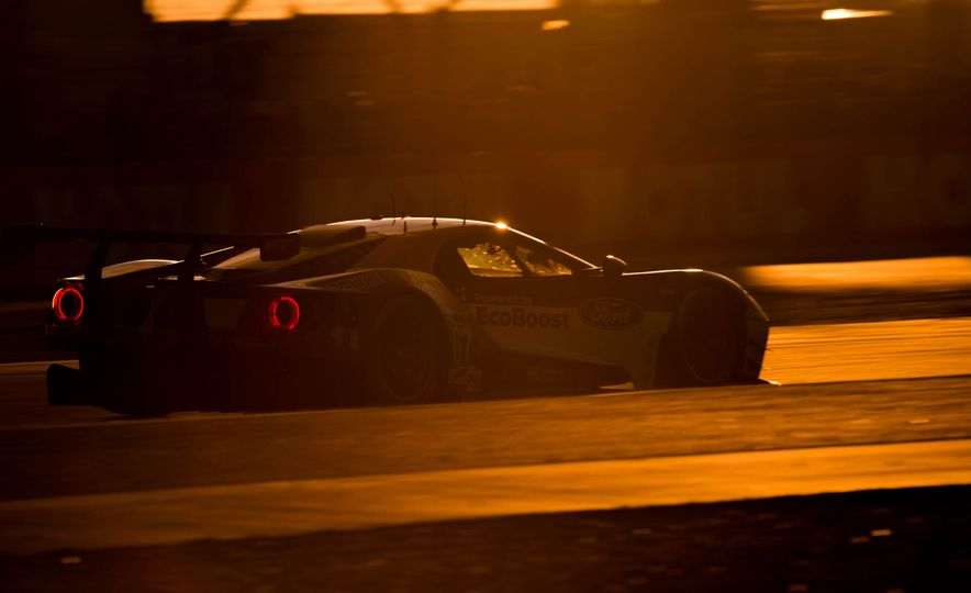 U-S-A! U-S-A! Ford Steamrolls GTE Class at 2016 24 Hours of Le Mans! - Slide 12