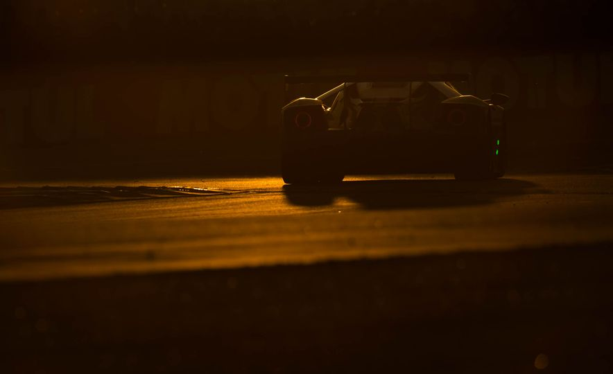U-S-A! U-S-A! Ford Steamrolls GTE Class at 2016 24 Hours of Le Mans! - Slide 13
