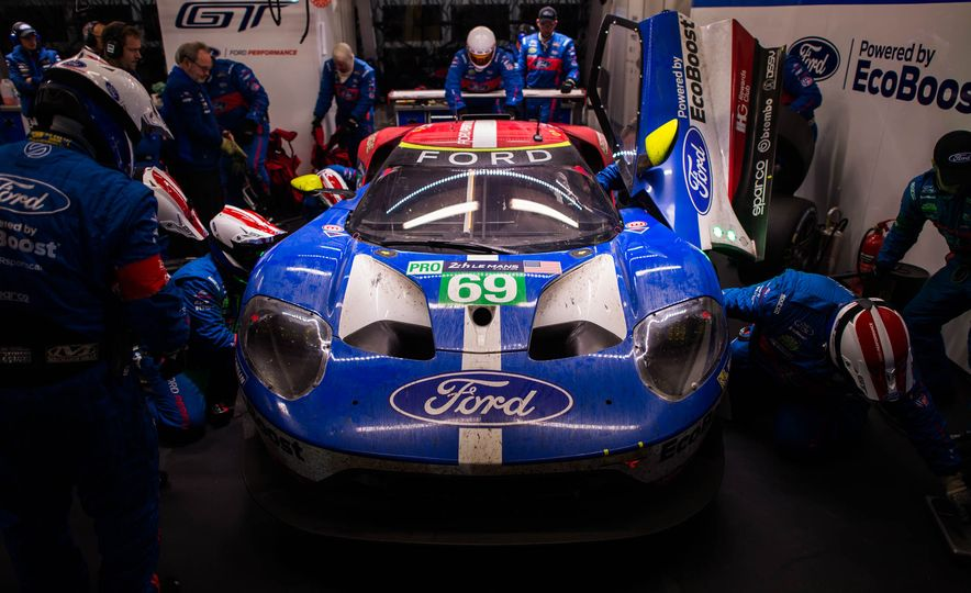 U-S-A! U-S-A! Ford Steamrolls GTE Class at 2016 24 Hours of Le Mans! - Slide 19
