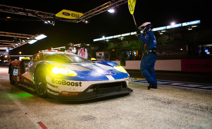 U-S-A! U-S-A! Ford Steamrolls GTE Class at 2016 24 Hours of Le Mans! - Slide 21