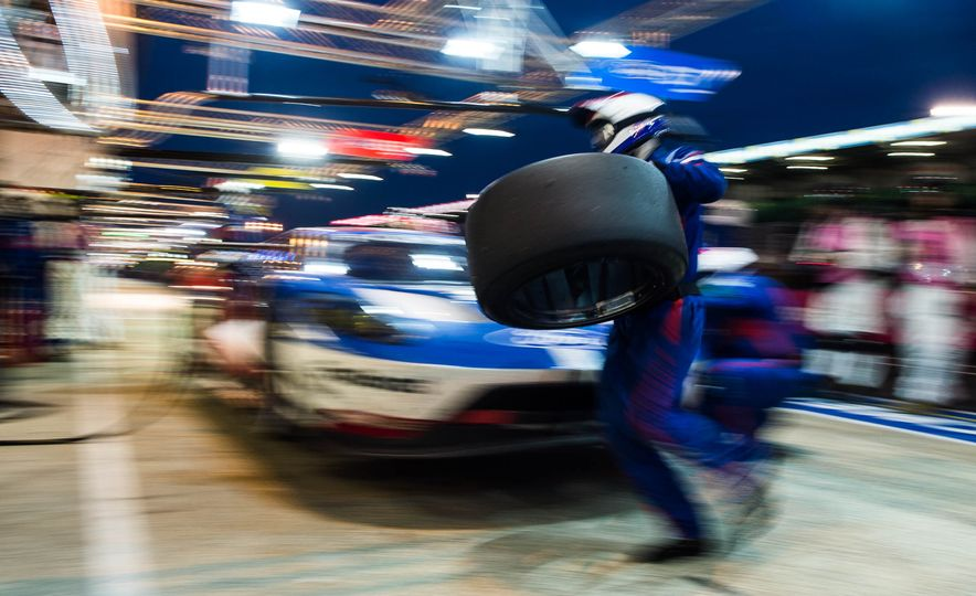 U-S-A! U-S-A! Ford Steamrolls GTE Class at 2016 24 Hours of Le Mans! - Slide 24