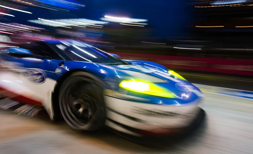 U-S-A! U-S-A! Ford Steamrolls GTE Class at 2016 24 Hours of Le Mans! - Slide 25