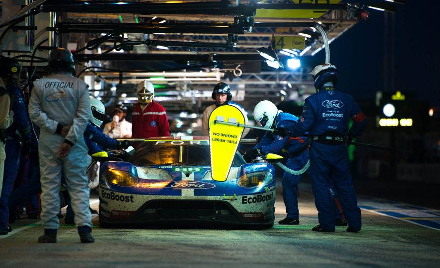U-S-A! U-S-A! Ford Steamrolls GTE Class at 2016 24 Hours of Le Mans! - Slide 26