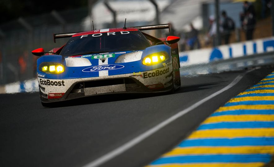 U-S-A! U-S-A! Ford Steamrolls GTE Class at 2016 24 Hours of Le Mans! - Slide 28