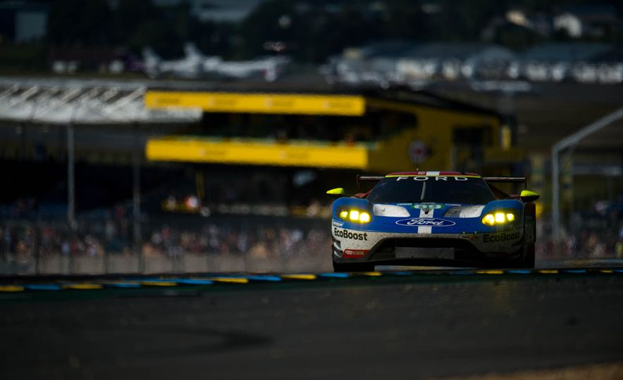 U-S-A! U-S-A! Ford Steamrolls GTE Class at 2016 24 Hours of Le Mans! - Slide 29