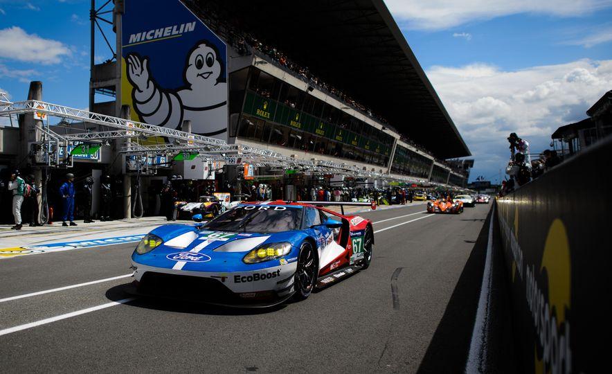 Ford GT race cars - Slide 3
