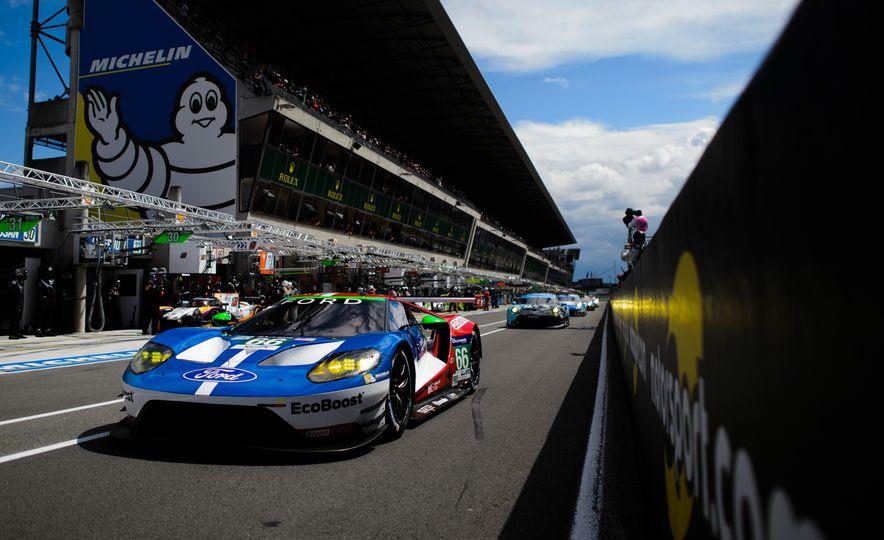 Ford GT race cars - Slide 4
