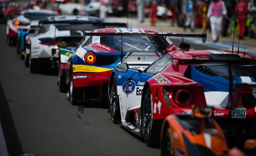 Ford GT race cars - Slide 5
