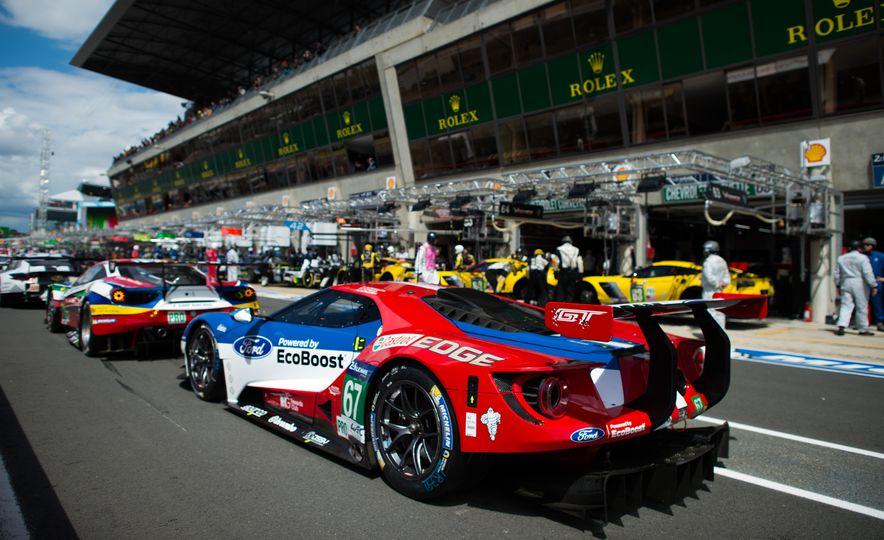 Ford GT race cars - Slide 6
