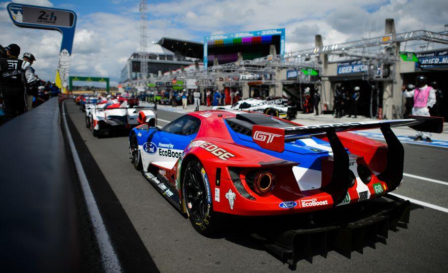 Ford GT race cars - Slide 7