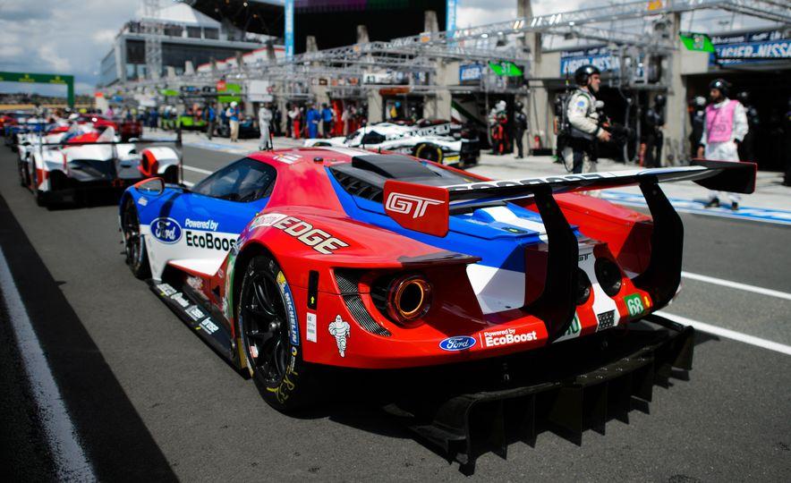 Ford GT race cars - Slide 8