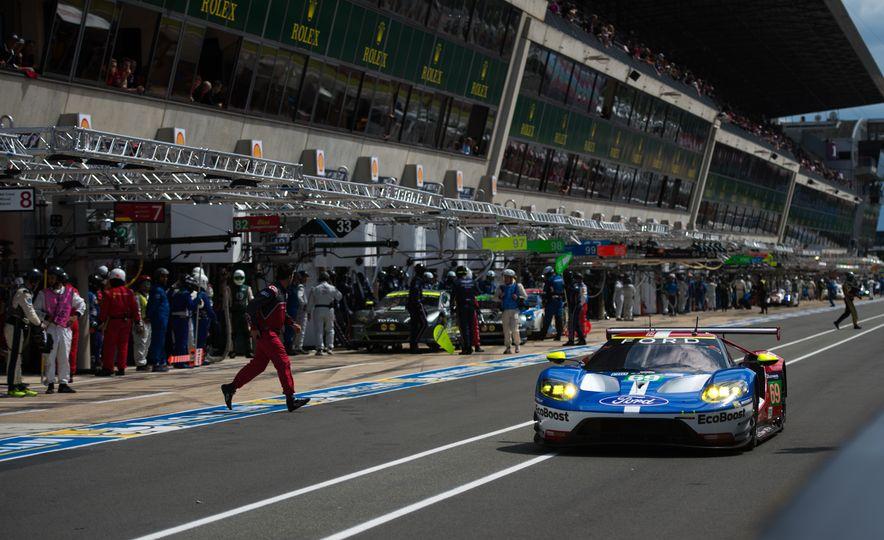 Ford GT race cars - Slide 9