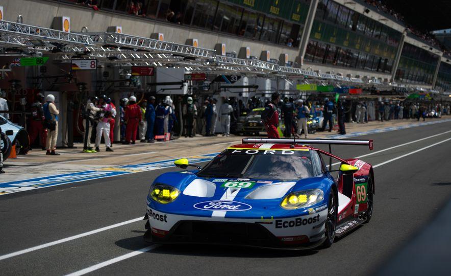 Ford GT race cars - Slide 10