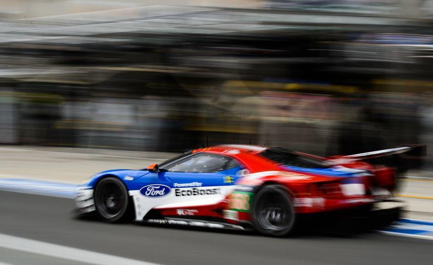 Ford GT race cars - Slide 11