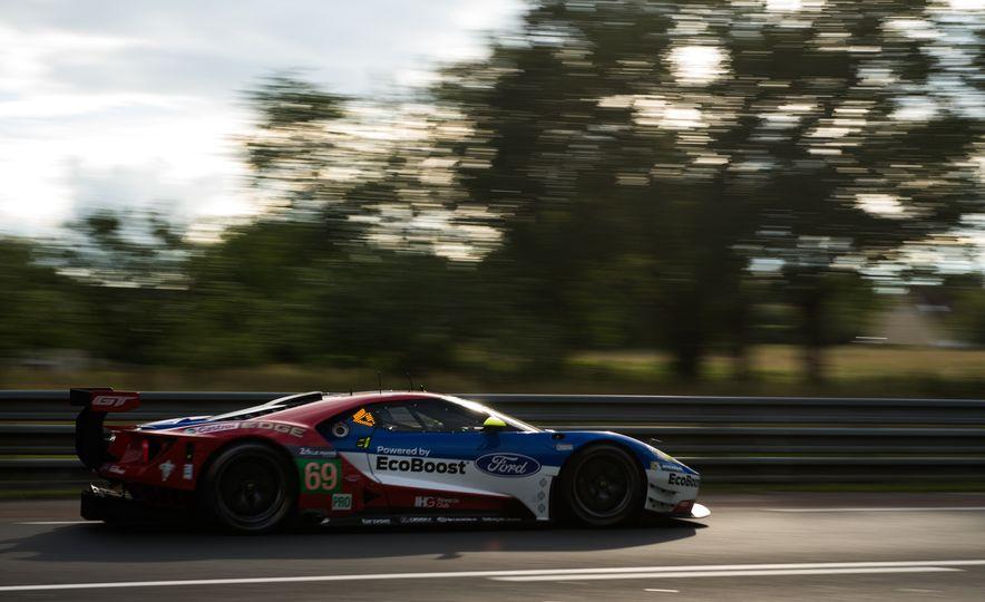 Ford GT race cars - Slide 23