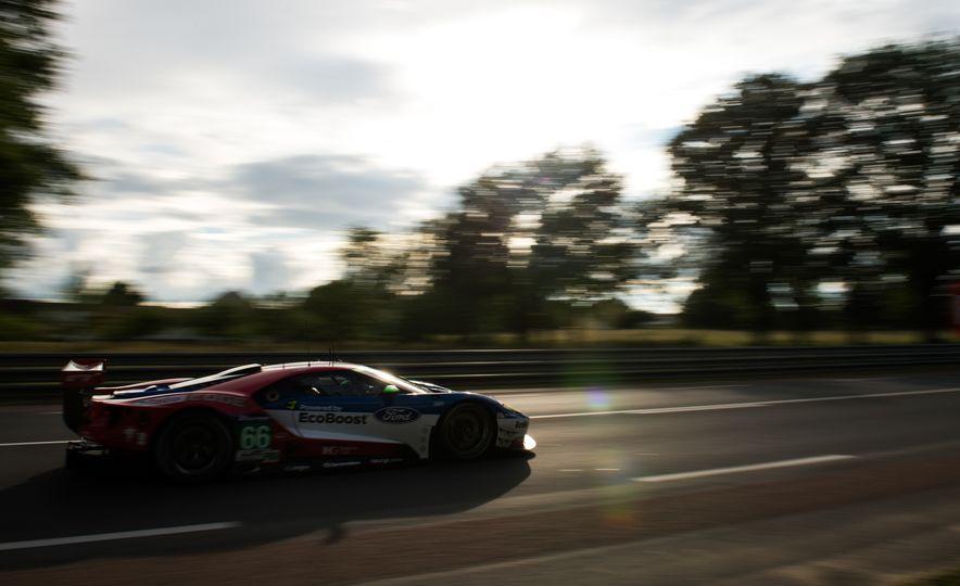 Ford GT race cars - Slide 24