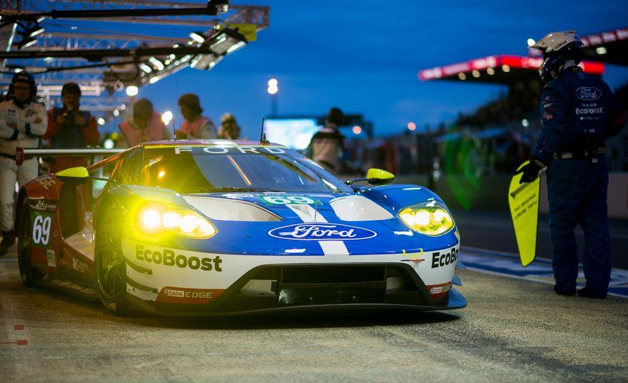 Ford GT race cars - Slide 29