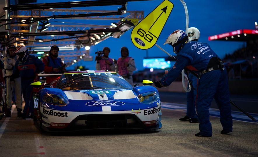 Ford GT race cars - Slide 30