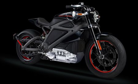 Harley-Davidson Plans Production Electric Motorcycle within Five Years