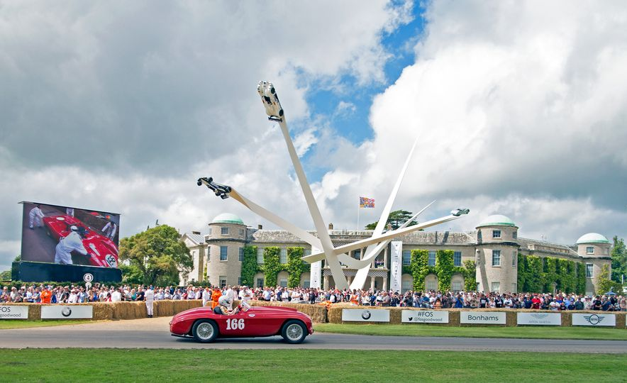 Why the Goodwood Festival of Speed Is Incredible in 20 Photos - Slide 4