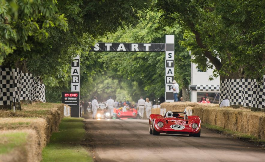 Why the Goodwood Festival of Speed Is Incredible in 20 Photos - Slide 2