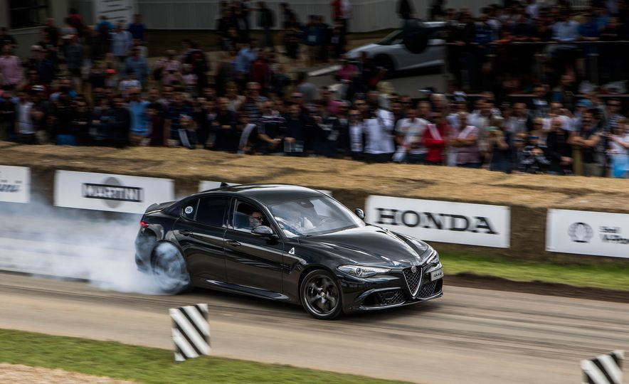 Why the Goodwood Festival of Speed Is Incredible in 20 Photos - Slide 9