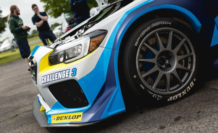 Extra Manly: The Subaru WRX STI Custom-Made for the Isle of Man Circuit - Slide 3