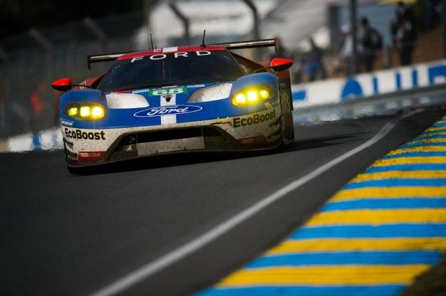 Ford Steamrolls Gte Class At Le Mans On Its Return News Car And Driver