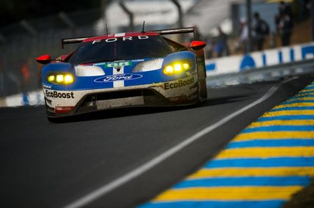 U-S-A! U-S-A! Ford Steamrolls GTE Class at 2016 24 Hours of Le Mans