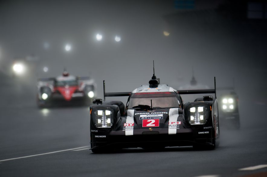 24 Hours of Le Mans Update: Weather Wrecks the Best-Laid Plans - Slide 12