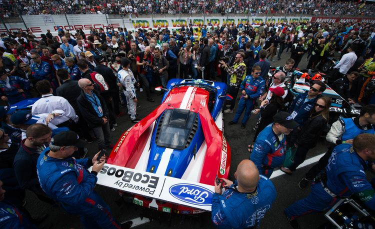 2016 24 Hours of Le Mans: Photos from the History-Making Race